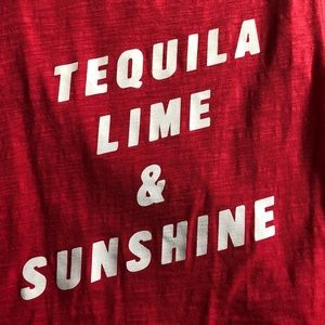 Tequila Lime & Sunshine Graphic Tee